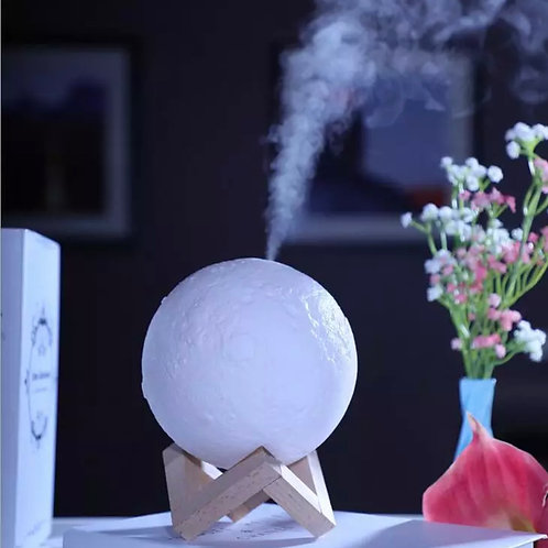 Moon Lamp and Diffuser