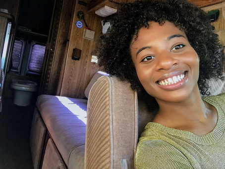 Part 1- The First 30 Days Of Van Life: My 1st Day