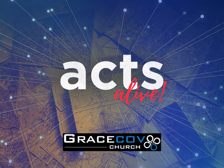 Acts Alive! 6 The power of transformation Amo Mogale