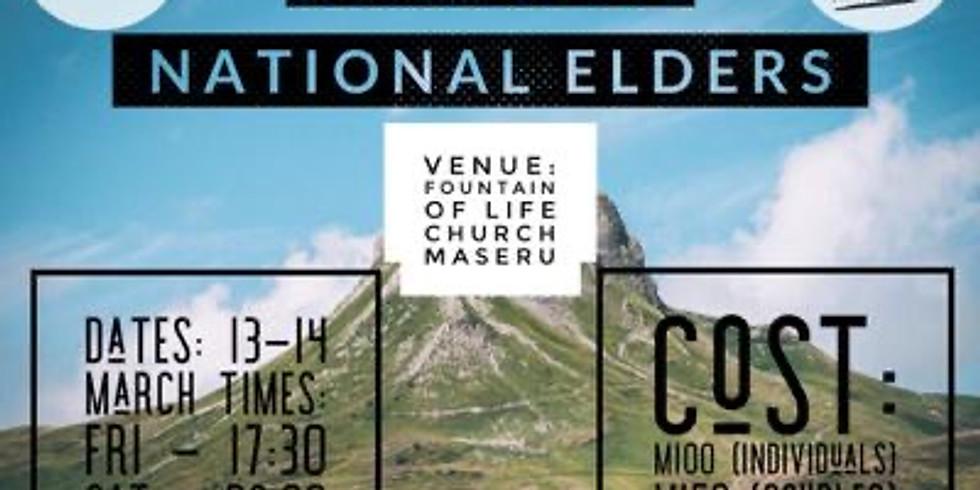 Lesotho National Elders