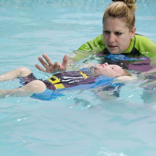Baby Floating Swim Camp 2-6 December