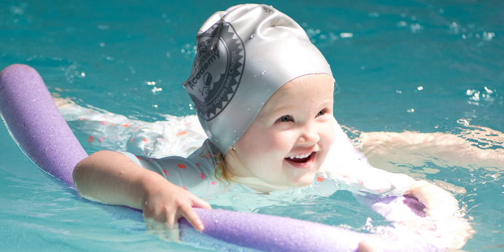 Holiday Swim Camp 2-6 December