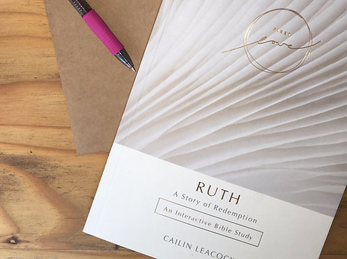 Ruth:  A Story of Redemption by Cailin Leacock