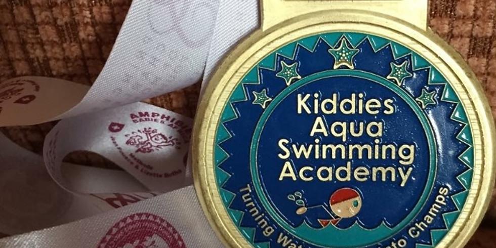 Holiday Swim Camp 2-6 December (Tuks)
