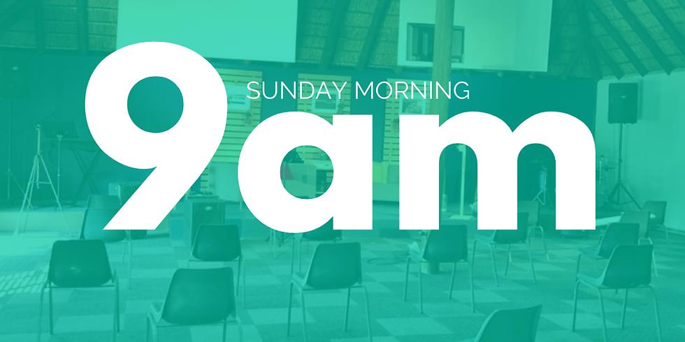 Sunday 9AM