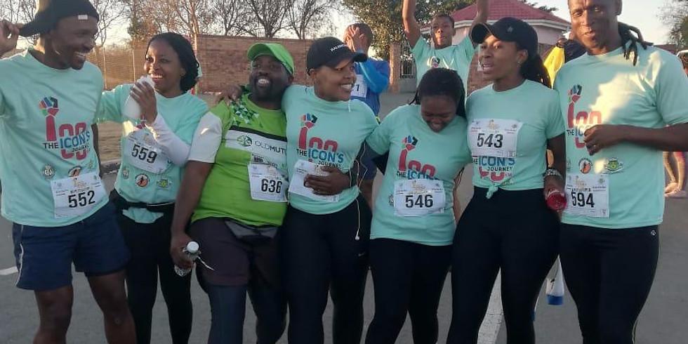 35km Run Challenge
