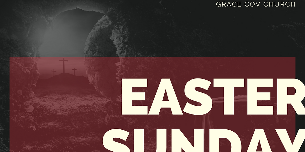 Easter Sunday Meeting