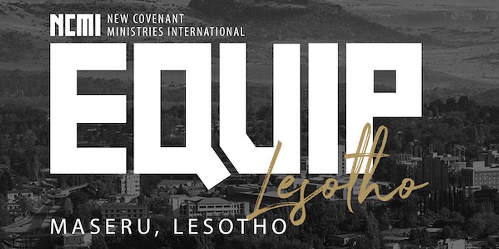 NCMI Lesotho Equip