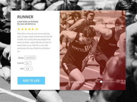 Runner - Part 1  Craig Meyer