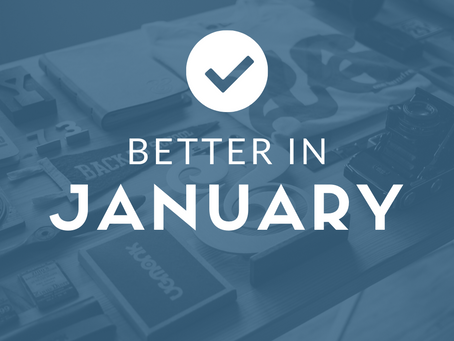 Better off in January - Craig Meyer
