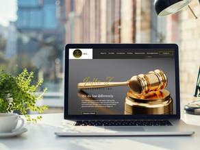 Website, Branding & Logo | Jafta Z Attorneys Inc.