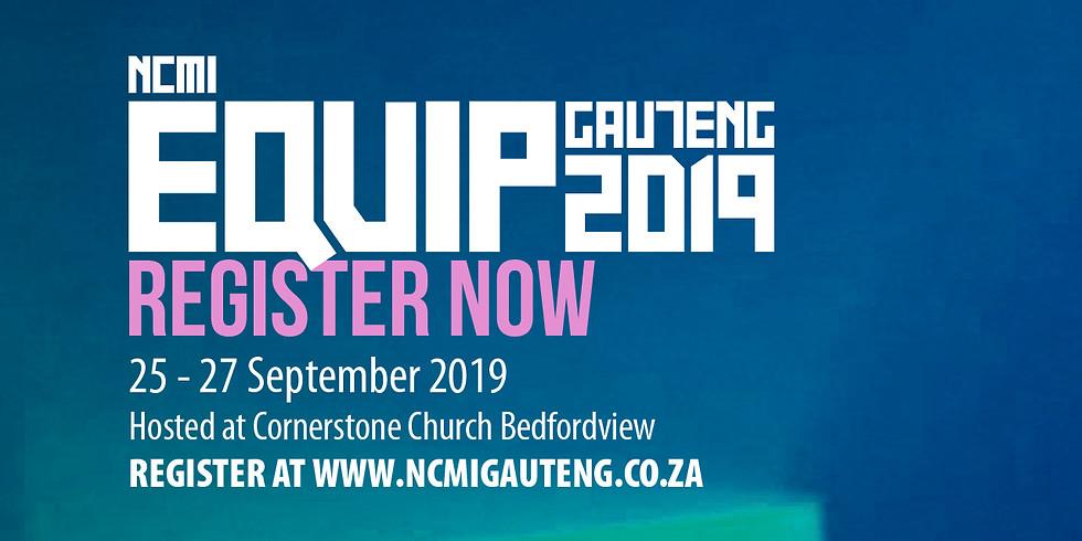 NCMI Gauteng Equip