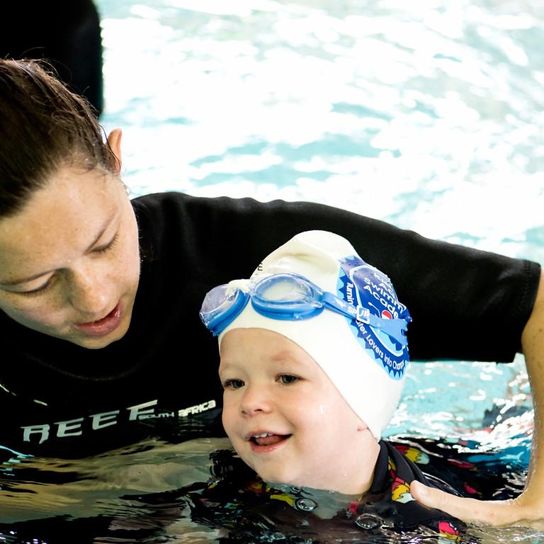 Holiday Swim Camp 25-29 November (Tuks)