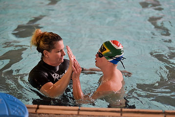 Lizette Botha Kiddies Aqua Swimming Acad