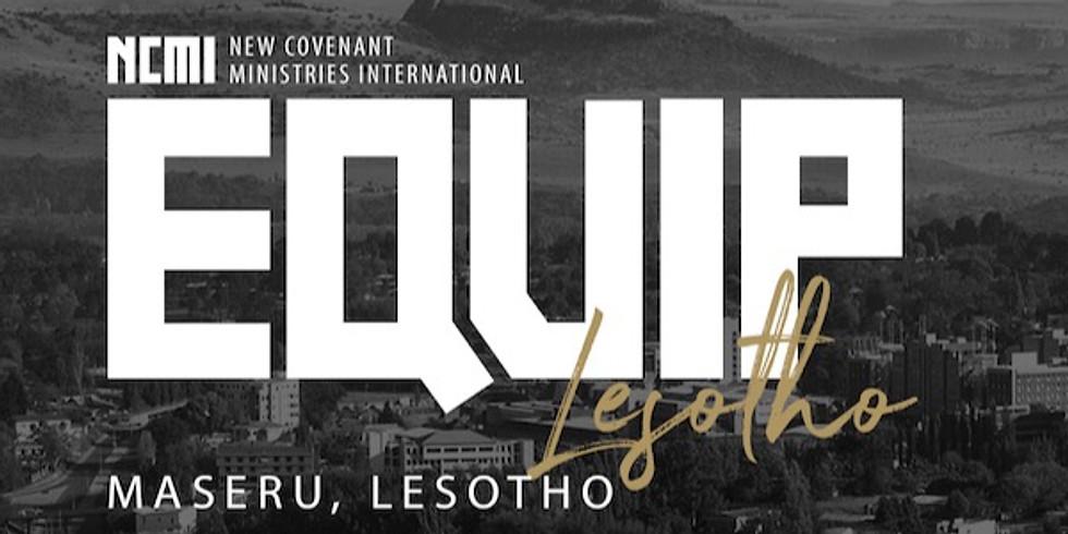 NCMI Lesotho Equip 2019