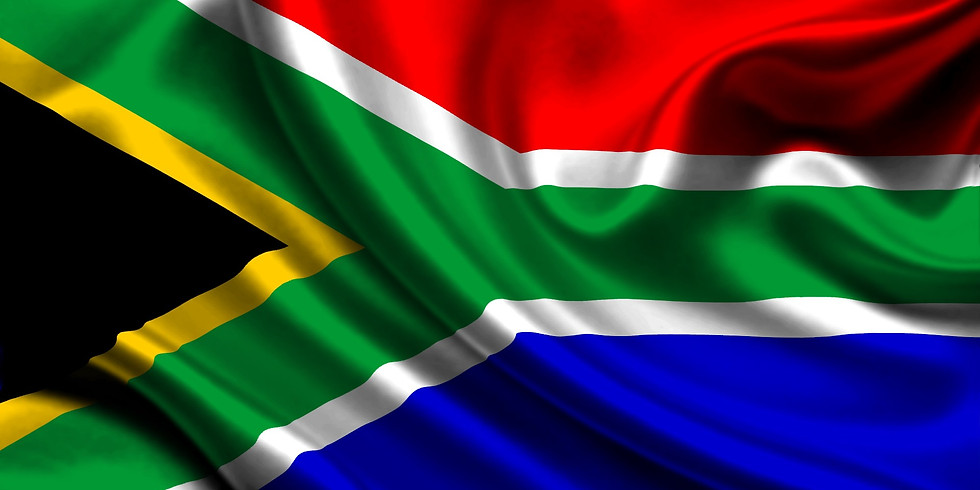 Grace United!  Prayer for South Africa