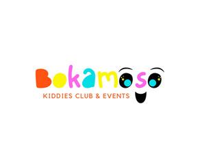 Logo & Website | Bokamoso Kiddies Club & Events