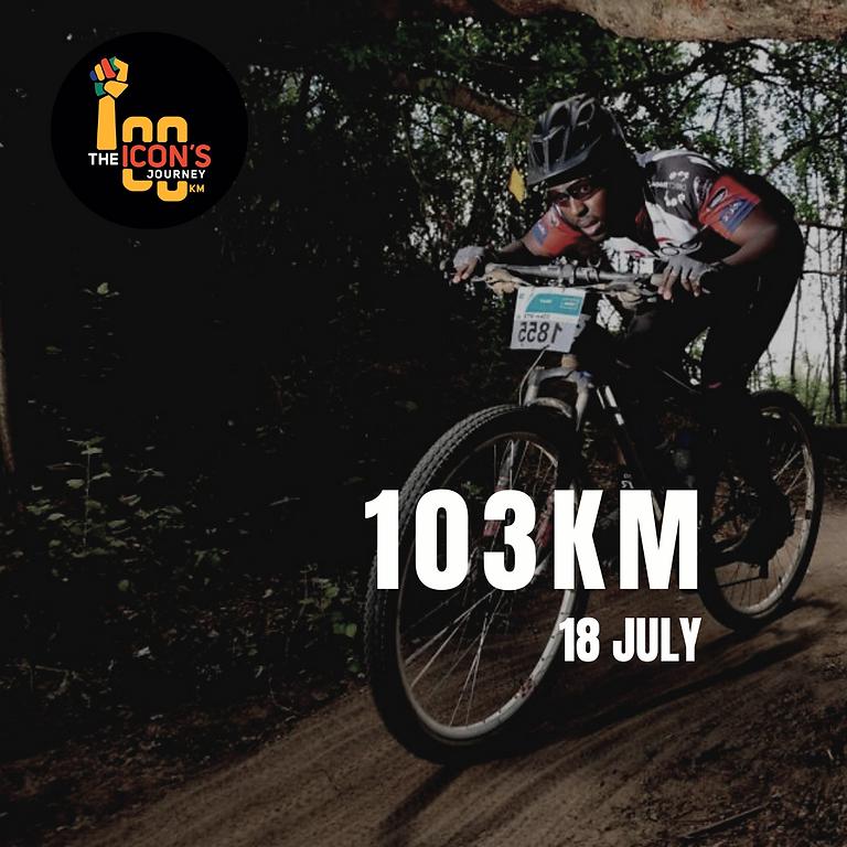 103KM CYCLE VIRTUAL CHALLENGE