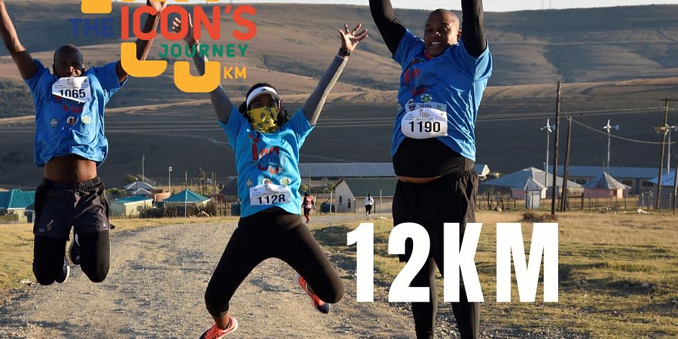 12KM RUN VIRTUAL CHALLENGE