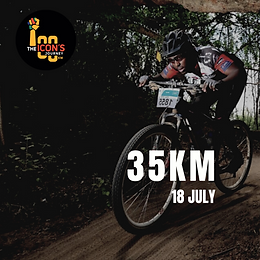 35KM CYCLE VIRTUAL CHALLENGE