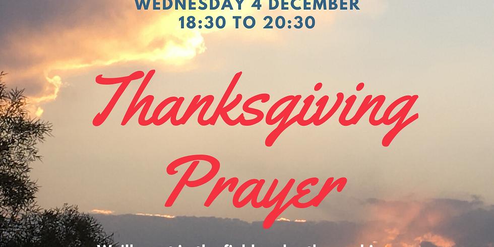 Grace United! Thanksgiving
