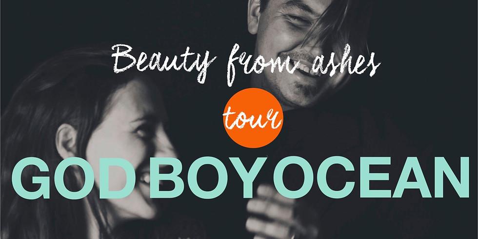 God Boy Ocean Book Tour