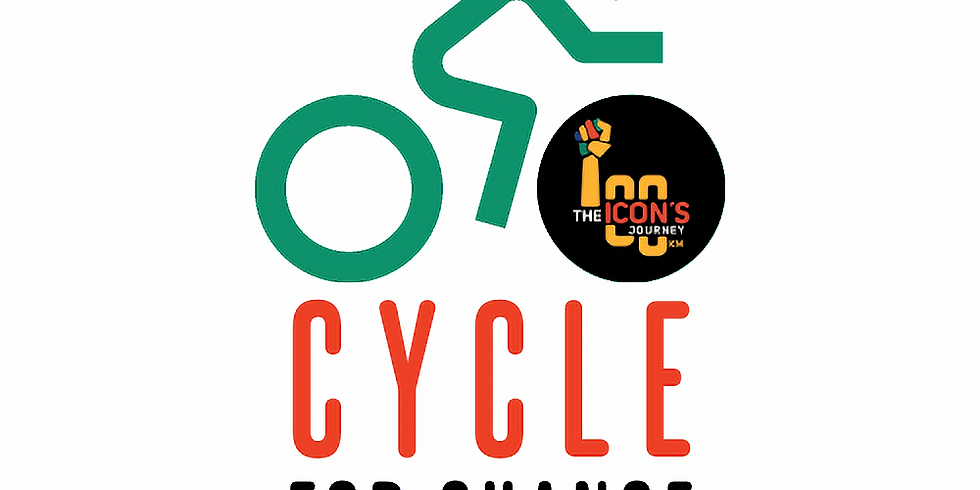 400KM CYCLE FOR CHANGE CHARITY CYCLE