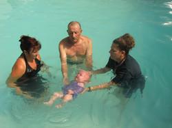 Amphibies Baby Swim Self Rescue