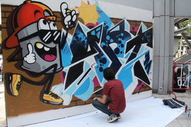 ALA ART WALL Completition 2014