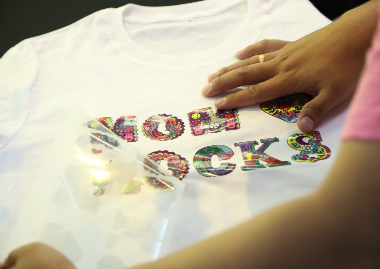 Siam Center presents Alphabet for Love XOXO Mom