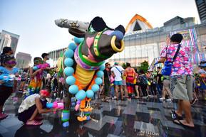 Dee Songkran Festival 2020