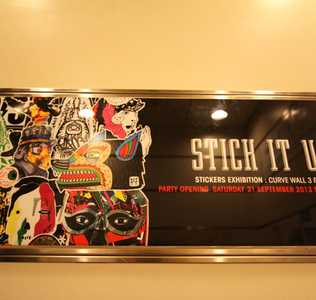 STICK IT UP