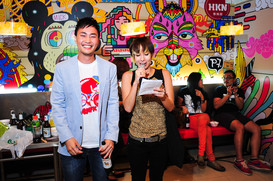 HONG KONG Noodle Party