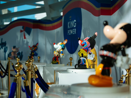 MICKEY MOUSE X KING POWER THAI ARTISTS COLLABORATION