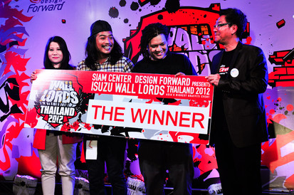 WALL LORD Thailand 2012