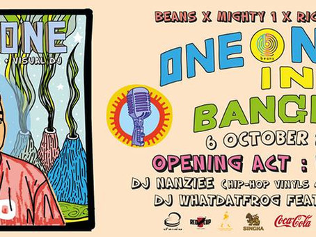 Kero One : ONE NIGHT IN BANGKOK