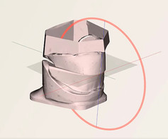 Virtual Alignment of Articulation