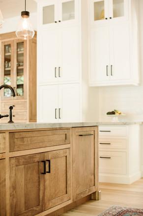Muskoka custom kitchen
