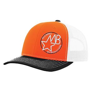 Michael Blackstone Logo Hat