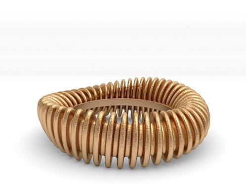 Twist Wide Ring