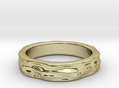 Mesh0493 Ring - narrow  18K.png