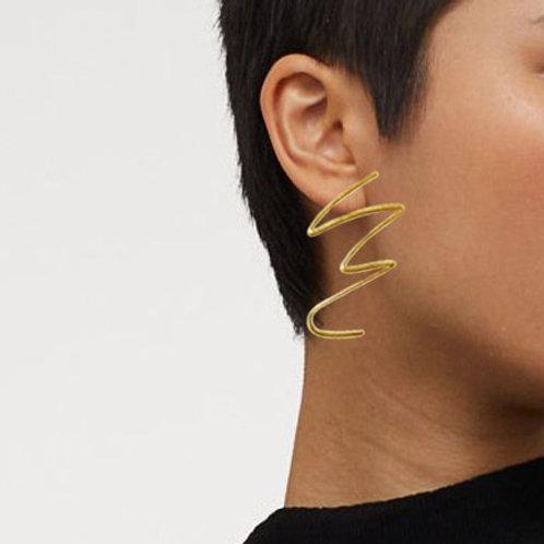Squiggle Earrings