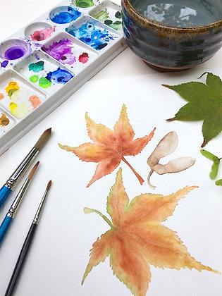 Intro to Watercolors