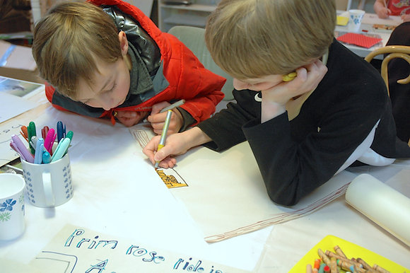 After School Art Makers: Art Explorers
