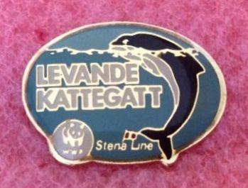 LEVANDE KATTEGATT