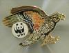 WWF Kea Pin