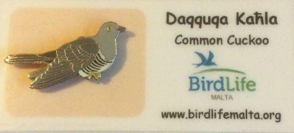 BirdLife-Malta Cuckoo