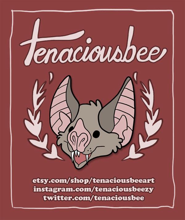 TenaciousBeeArt