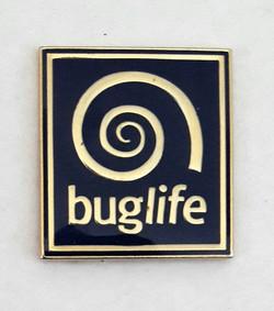 Buglife Logo Pin