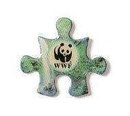 WWF Puzzle Piece